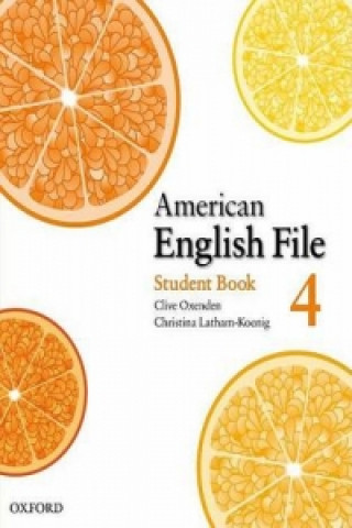 American English File Level 4: Student Book with Online Skills Practice