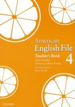 American English File Level 4: Teacher's Book