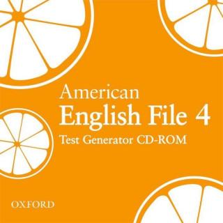 American English File Level 4: Test Generator CD-ROM