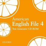 American English File Level 4: Test Generator CD-ROM