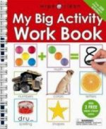 Wipe Clean My Big Activity Work Book