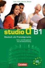 Studio d - Deutsch als Fremdsprache - Grundstufe - B1: Gesamtband