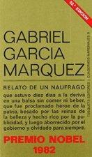 RELATO DE UN NAUFRAGO - MARQUEZ, G. G.