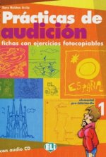 PRACTICAS DE AUDICION 1 - Photocopiable + CD