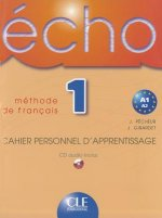 ECHO 1 Cahier personnel d'apprentissage + CD audio