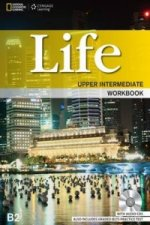 Life Upper Intermediate: Workbook with Key and Audio CD