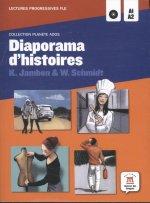 DIAPORAMA D'HISTOIRES + CD A1-A2
