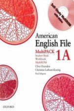 American English File Level 1: Student Book/Workbook Multipack A