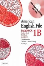 American English File Level 1: Student Book/workbook Multipack B