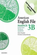 American English File Level 3: Student Book/Workbook Multipack B