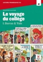 LE VOYAGE DU COLLEGE + CD A1