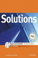 SOLUTIONS UPPER INTERMEDIATE STUDENT'S BOOK + CD-ROM International Edition