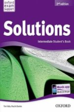 SOLUTIONS 2nd Edition INTERMEDIATE STUDENT'S BOOK International Edition