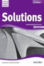 SOLUTIONS 2nd Edition INTERMEDIATE WORKBOOK WITH AUDIO CD PACK International Edition