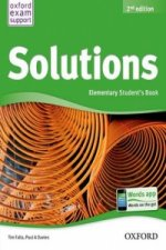 SOLUTIONS 2nd Edition ELEMENTARY STUDENT'S BOOK International Edition