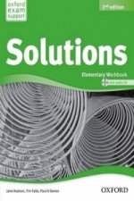 SOLUTIONS 2nd Edition ELEMENTARY WORKBOOK WITH AUDIO CD PACK International Edition