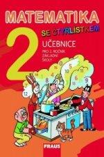Matematika se Čtyřlístkem 2 Učebnice