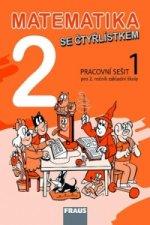 Matematika se Čtyřlístkem 2/1. díl Pracovní sešit