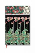 Zápisník - Papaver, mini 95x140
