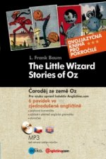 The Little Wizard Stories of Oz Čaroděj ze země Oz + CD