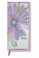 Zápisník - Florescence, slim 90x180