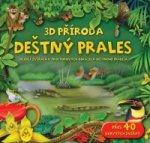 Deštný prales - 3D Příroda
