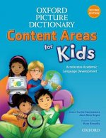 Oxford Picture Dictionary Content Areas for Kids: English Dictionary