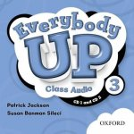 Everybody Up: 3: Class Audio CDs
