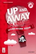 Up and Away in English Homework Books: Pack 6
