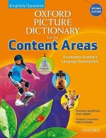 Oxford Picture Dictionary for the Content Areas: English-Spanish Edition
