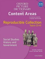 Oxford Picture Dictionary for the Content Areas: Reproducible Social Studies: History and Civic Ideals and Practices