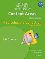 Oxford Picture Dictionary for the Content Areas: Reproducible Life Science
