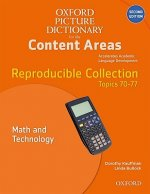 Oxford Picture Dictionary for the Content Areas: Reproducible Math and Technology