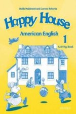 American Happy House 1: Activity Book