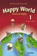 American Happy World 1: Student Book with MultiROM
