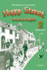 American Happy Street 2: Activity Book