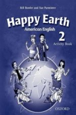 American Happy Earth 2: Activity Book
