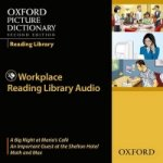 Oxford Picture Dictionary 2nd Edition Reading Library Academics CD