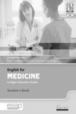 English for Medicine Teacher Book