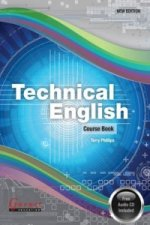 Technical English Course Book with Audio CD