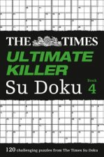 Times Ultimate Killer Su Doku Book 4
