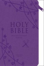 Holy Bible: English Standard Version (ESV) Anglicised Purple