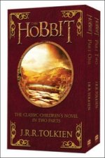 Hobbit (Part 1 and 2) Slipcase