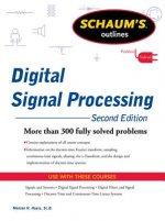Schaums Outline of Digital Signal Processing