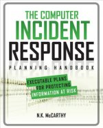 Computer Incident Response Planning Handbook: Executable Pla