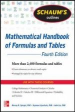 Schaum's Outline of Mathematical Handbook of Formulas and Ta