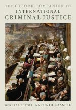 Oxford Companion to International Criminal Justice