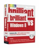 Brilliant Windows 8 Book and DVD Pack