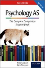Complete Companions: AS Student Book for AQA A Psychology