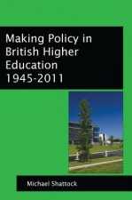 Making Policy in British Higher Education